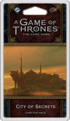 A Game of Thrones - The Card Game - City of Secrets