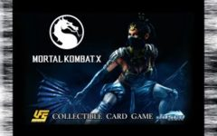 UFS: Mortal Kombat X - Booster Pack