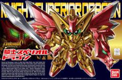 Bandai #206318 BB #400 SD Knight Superior Dragon