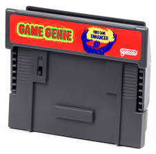 Game Genie: Super Nintendo
