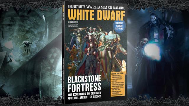 White Dwarf - Dec 2018