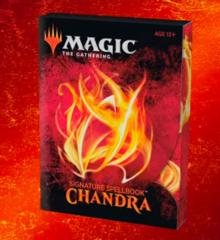 Signature Spellbook Chandra