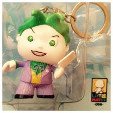 Little Mates DC Comics Mini Key Chain - The Joker