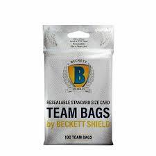 Beckett Shield - Team Bags