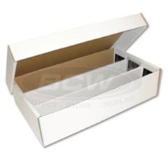 3000CT 3-ROW SUPER SHOE BOX