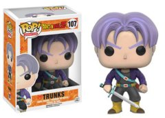 #107 - Trunks (Dragonball Z)
