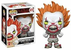 #473 - Pennywise w/teeth - FYE