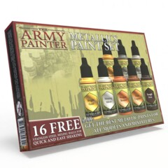 Metallics Paint Set - Army Painter
