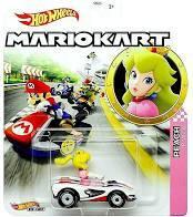 Hot Wheels - Mario Kart - Princess Peach