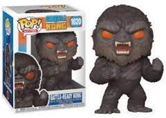 #1020 - Battle-Ready Kong - Godzilla Vs. Kong