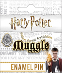 Enamel Pin - Harry Potter - Muggle