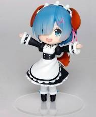 Re: Zero Starting Life in Another World - Doll Crystal - Rem