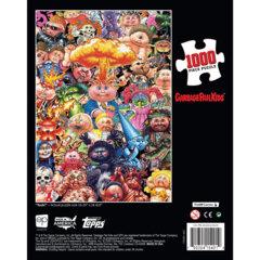 Garbage Pail Kids  - Yuck - 1000 Piece Puzzle