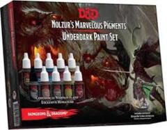 Dungeons & Dragons - Underdark Paint Set