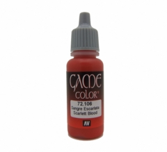 106 Game Color Scarlett Blood 17 ml