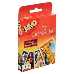 Uno - The Lion King