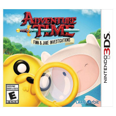 Adventure Time - Finn & Jake Investigations (3DS)
