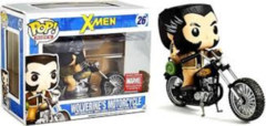 #26 - Wolverine's Motorcycle - Collector Corp