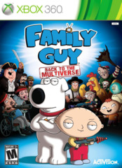 Family Guy - Back to the Multiverse (Xbox 360)