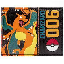 Charizard 006 Pokemon Bi Fold