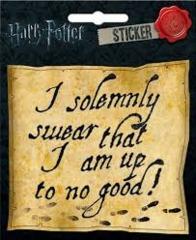 Harry Potter - I Swear - Vinyl Sticker