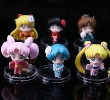 Sailor Moon - Kimono Dress Figure