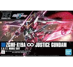 Gundam Infinite Justice HGCE