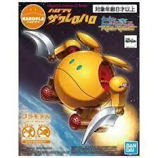 11 Zakrello Haro Gundam