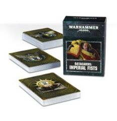 Warhammer 40K - Datacards - Imperial Fists