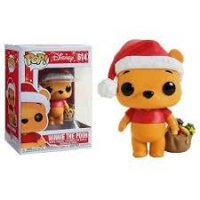 #614 Winnie The Pooh - Christmas