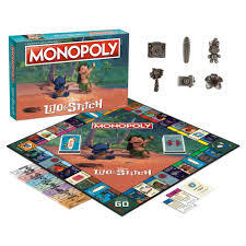 Monopoly - Lilo and Stitch