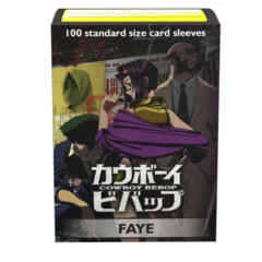 Art Sleeves - Cowboy Bebop - Faye
