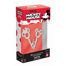 Mickey & Minnie: Hanayama Puzzle
