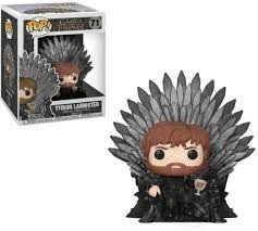#71 Game of Thrones - Tyrion Lannister on Throne