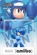 Amiibo: Super Smash Bros. - Mega Man