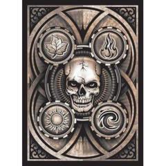Legion Dead Man's Hand Deck Protectors, 50 Ct