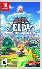 The Legend of Zelda Link's Awakening (Switch)