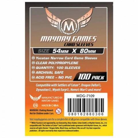 Mayday Games - Yucatan Narrow Card 54x80 mm (100)