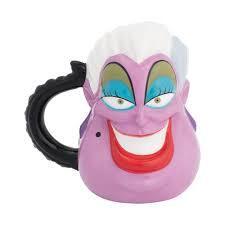 Disney - Ceramic Sculpted Mug - Ursula