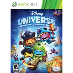 Disney - Universe (Xbox 360)