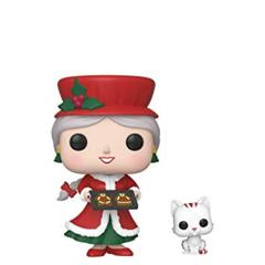 #02 - Mrs. Claus & Candy Cane - Peppermint Lane