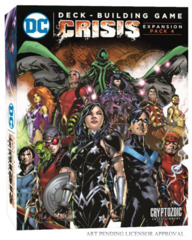 DC Comics Deck Building Game - Crisis - Expansion Pack 4