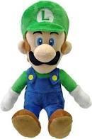 Super Mario - Luigi 14in Plush