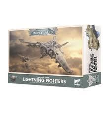 AERONAUTICA IMPERIALIS - Navy Lightning Fighter