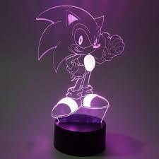 3D LED Novelty Light