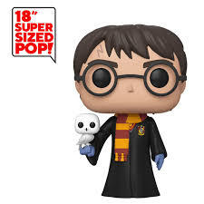 #01 Harry Potter - Harry with Hedwig 18 inch