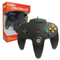 Old Skool - N64 Controller - Black