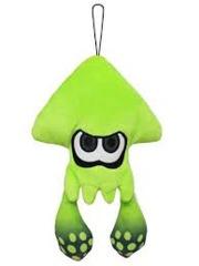 Splatoon - Inkling Squid - Green