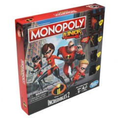Monopoly Jr. - The Incrdibles