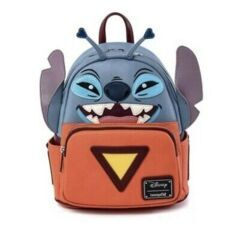 Loungefly - Lilo & Stitch Experiment 626 Mini Backpack